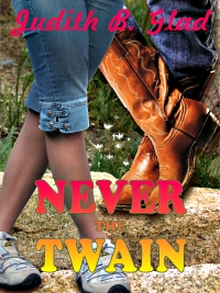 Never the Twain cover